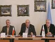 جلسه قرعه کشی لیگ برتر بسکتبال1387