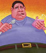 مشکلات ناشی از عدم هضم غذا و درمان آن