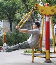 ورزشهايی براي درد زانو