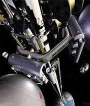 آسانسور فضایی