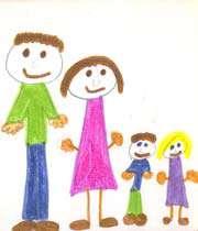 الأسرة والسعادة