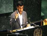 احمدي نژاد در سازمان ملل