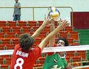 مسابقات والیبال