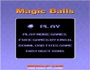 بازی توپ جادویی