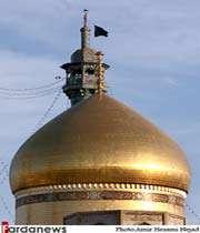 تاریخ گنبد حضرت معصومه علیهاالسلام