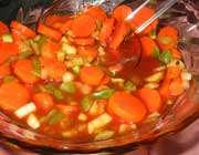 هویج پخته