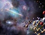 شکر در اعماق فضای میان ستاره ای