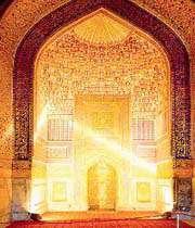 اختتاميه، مسابقات اذان، مديحهسرايی ، همخوانی، قرآن ،برگزار شد