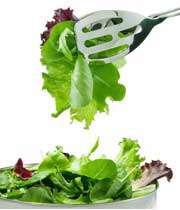فواید سلامتی سبزیجات برگ سبز