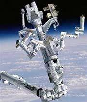روبات فضایی