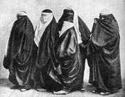 حجاب زنان قبل از کشف حجاب