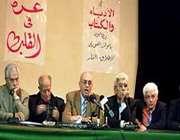 در، واکنش، به، جنايات غزه،   نويسندگان، مصري ،خواستار، قطع، رابطه، عرب ها، باف رژيمف صهيونيستي شدند