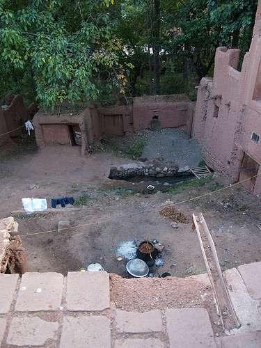 تصاویری زیبا از روستای ابیانه (2)