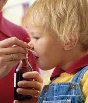 ارتباط آنتی بیوتیک ها با غذا خوردن در کودکان