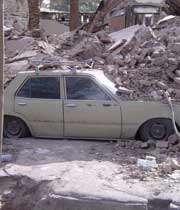 مقابله با زلزله در منزل
