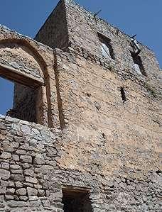 تصاویری زیبا از قلعه بابک