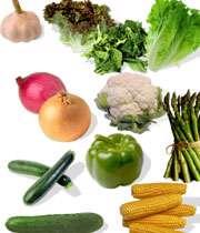 سبزی های اورگانیک