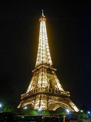 گالری عکسهای زیبا از برج ایفل