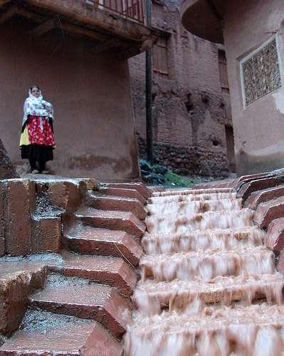 تصاویری از روستای زیبا و تاریخی ابیانه (1)