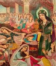 يوسف در مجلس زنان