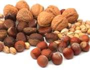 کنترل دیابت نوع 2 با آجیلها
