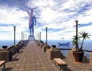 مجسمه رودس