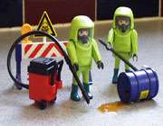 پاکسازی محیط های آلوده