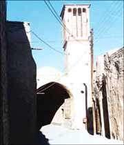 مسجد ابوالمعالی یزد