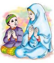 نماز کودکان