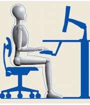 طرز صحیح نشستن