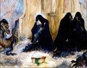 داغ پیامبر کی بر دل زینب نشست؟