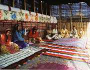 la tribu ghashghaie