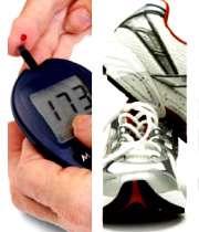 ديابتي ها هفته اي 150 دقیقه ورزش کنند
