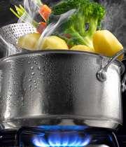 چند دستور براي پخت سبزي ها