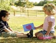 الحب و الاطفال