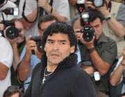 مارادونا سرمربی آرژانتین