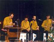 رضا رضايي، خواننده و مدرس آواز