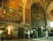 salle principale du palais chehel sotun