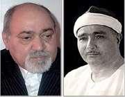 دیدار قاری ایرانی با عبدالباسط