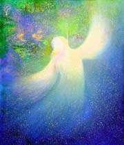 فرشته ای که انسان شد!