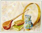 iranina instrumant: setar