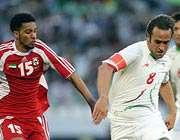 دیدار ایران - امارات