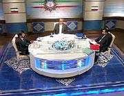 مناظره انتخاباتی احمدی نژاد و رضایی