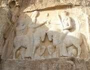 کتیبه های ساسانی