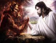 مسیح و شیطان