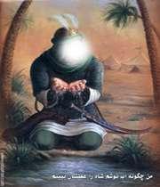 وفات، حضرت ام البنین، مادر، حضرت عباس (ع)