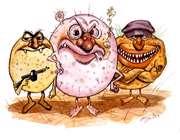 باکتری های گلودرد را می شناسید؟