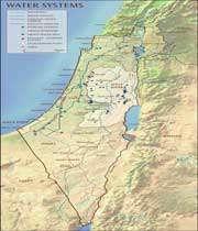 خارطة فلسطین