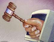 قوانینی برای دنیای مجازی