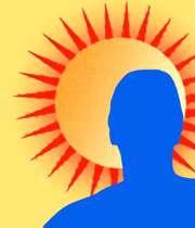 تاثيرات نور خورشيد بر پوست